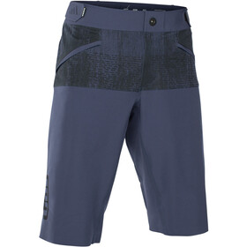 ION Scrub AMP Fietsshorts Heren, blue nights